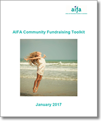 AIFA Community Fundraising Toolkit